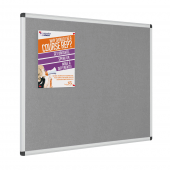 Framed Fire Resistant Notice Board