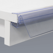 Shelf edge data strip 1 metre