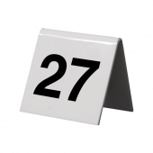 Tented table number 27