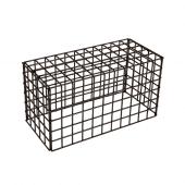 Small black Wire Riser Display