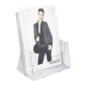 A4 Extra Capacity Leaflet Holder