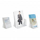 Extra Capacity Leaflet Holder