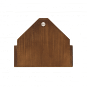 Wooden table caddies for restaurants