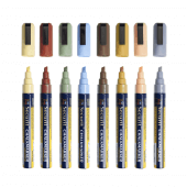 Various Coloured Liquid Chalk Pen Packs