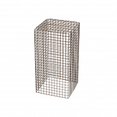 Medium Copper Wire Display Plinth