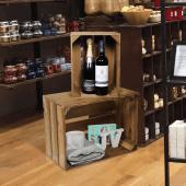Wooden Display Box (dark oak)