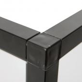 Robust metal frame
