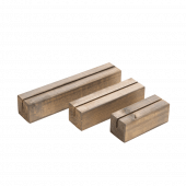 Wooden Base three base sizes