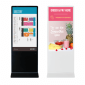 Touchscreen Digital Display, available in a variety of options