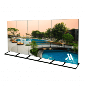 Create large scale LED displays for retail and events