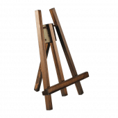 Wooden Easel Menu Board