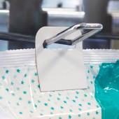Cardboard self adhesive hang tags for eco-friendly merchandising
