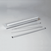 Economy Roller Banner Kit parts
