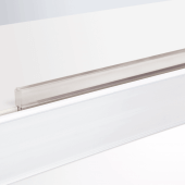 PVC Shelf Riser