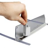 Shelf Management System Kit push feed