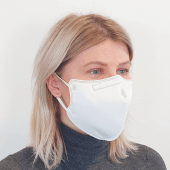 Single use face mask in packs of 5 or 50