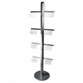 A5 Acrylic Brochure Holder for two way and four way display units