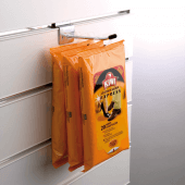 Slatwall hook for slat wall merchandising