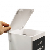 Refillable Automatic Hand Sanitiser Dispenser Stand