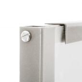 Freestanding hygiene barrier