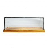 Suitable for use as museum display cases or glass retail displays