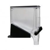 Counter Standing Gravity Bin Food Dispenser with improved design