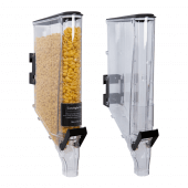 13 Litre Wall Mounted Gravity Food Dispenser