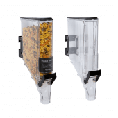 10 Litre Wall Mounted Gravity Food Dispenser