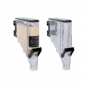 6 Litre Wall Mounted Gravity Food Dispenser