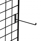 Grid mesh hooks attach easily to your displays