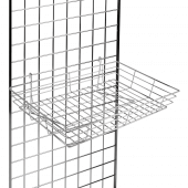 Gridwall Basket Shelf