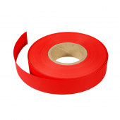 Data Strip Coloured Infill Roll red roll