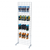 5ft Single Sided Gridwall Display Kit