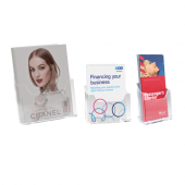 Multipurpose Leaflet Holder in A4, A5 and 1/3 A4 (third A4)