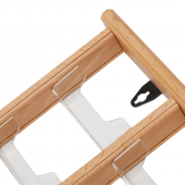 Wooden Card Holder for wall fixing