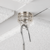 Loop Magnetic Ceiling Hanger (suspension wire supplied separately)