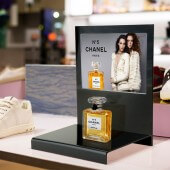 Product glorifiers for retail displays