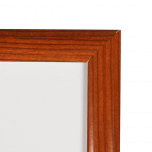 Snap Frame Wood Effect 25mm corner