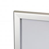 Silver Snap Frame 32mm Frame corner