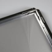 Black Snap Frame 25mm Frame back panel