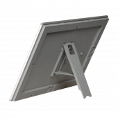 A4 Snap Frame suitable for mounting on walls and countertops
