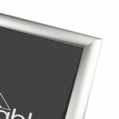 Snap Frame Tamper Resistant 25mm Frame corner