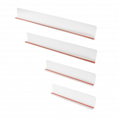 PVC Shelf Dividers