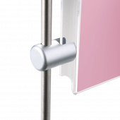 Wall Mounted Rod Poster Kit fixings