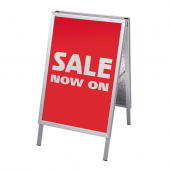 A1 Sale Poster ideal for use with an A Board (supplied separately)
