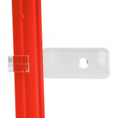 Wall Clip for Plastic Frames