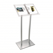 Free Standing Double Lectern