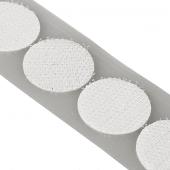 White Hook Fasteners 21mm