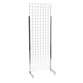 Heavy duty freestanding gridwall display kit