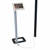 Secure your tablet stands and POS displays with a cable lock